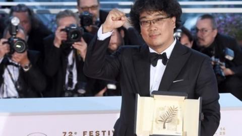 봉준호 '기생충', 칸 영화제 이어 시드니 영화제 최고상 수상