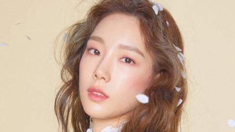 """태연 """"우울증 약물치료 중, 조금 아팠다…걱정 끼쳐 미안"""""""