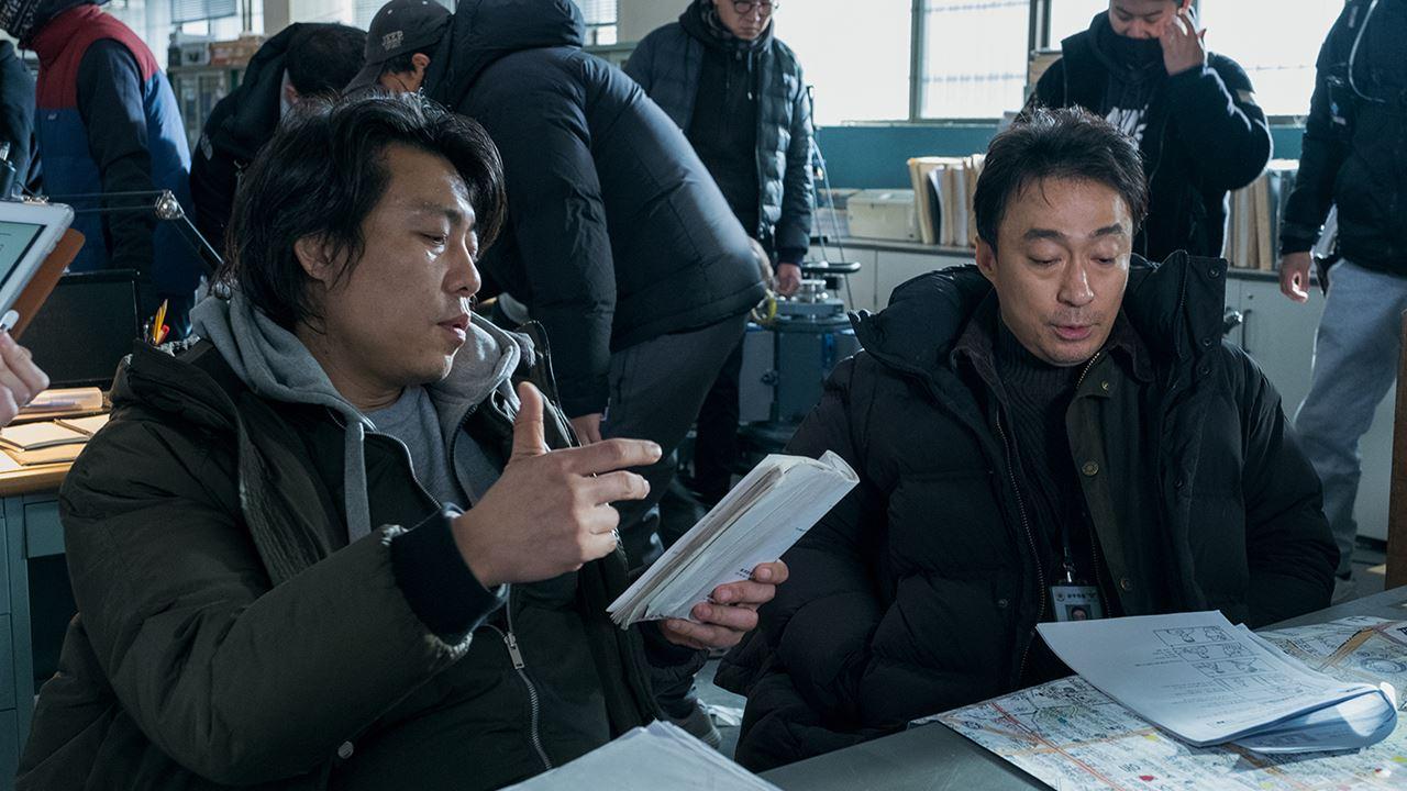 연기 괴물X스릴러 장인...이성민·이정호 감독의 '비스트'