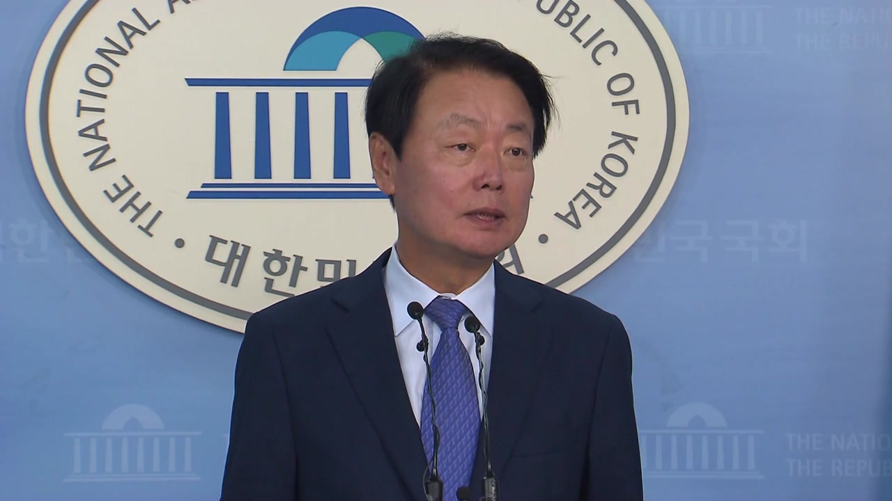 '막말·욕설 논란' 한선교 한국당 사무총장 사퇴