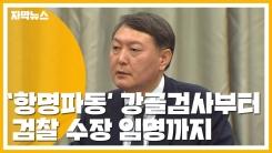 [자막뉴스] 새 검찰총장에 '항명좌천 강골검사' 윤석열 파격 발탁