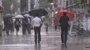 [날씨] 경기 북부 비 시작...퇴근길 중부 요란한 비