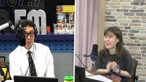 """'철파엠' 박지선 """"신보라 22일 결혼...난 아직 멀었다"""""""