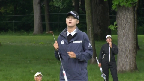 박성현, 위민스 PGA 챔피언십' 2R 공동 3위