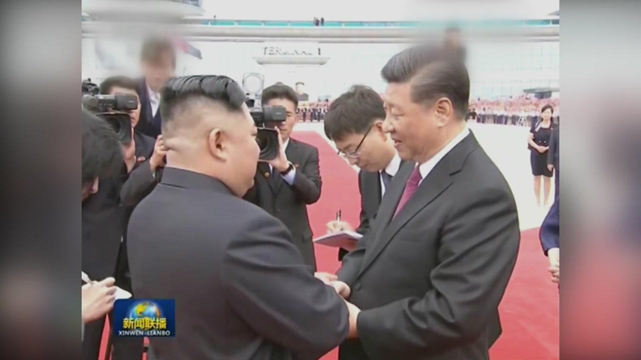 """北 매체 """"북·중, 중요한 문제들 견해 일치"""""""