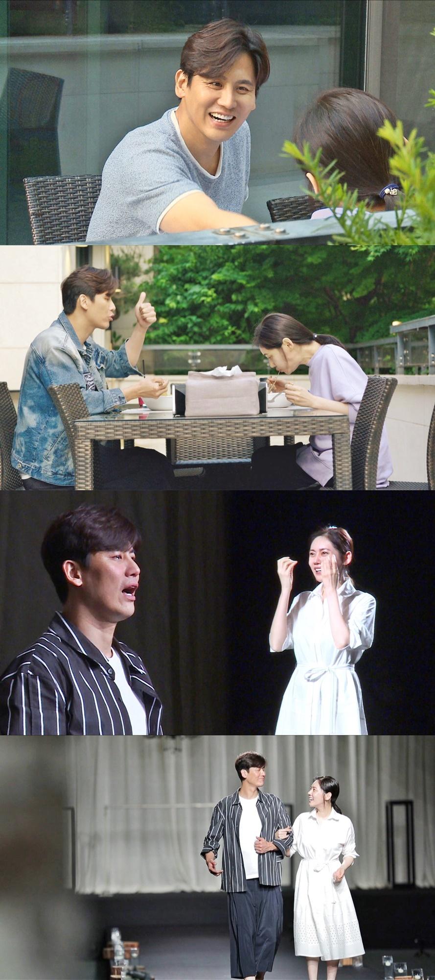 """""""누굴 더 닮았나""""...'동상이몽2' 추자현♥우효광 아들 첫 공개"""