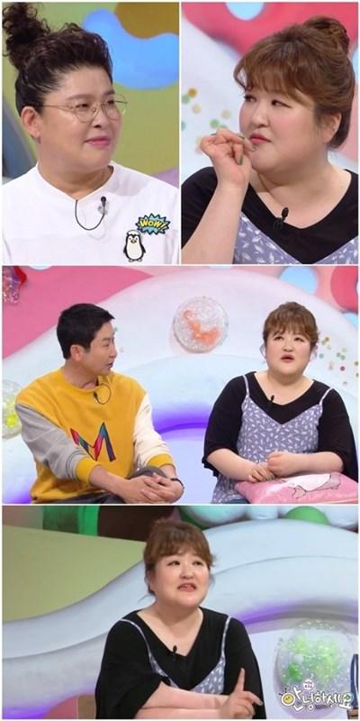 """다이어트 성공한 이국주 """"7kg 더 빼고 싶다"""""""