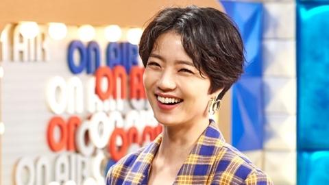 """'라스' 첫 女MC 안영미 """"선입견·고정관념 깼단 것에 의미 느껴"""""""
