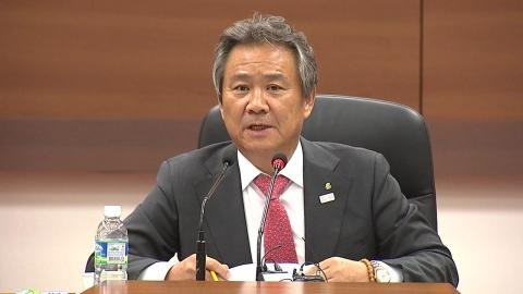 이기흥 신임 IOC 위원 선출....스포츠 외교력 기대