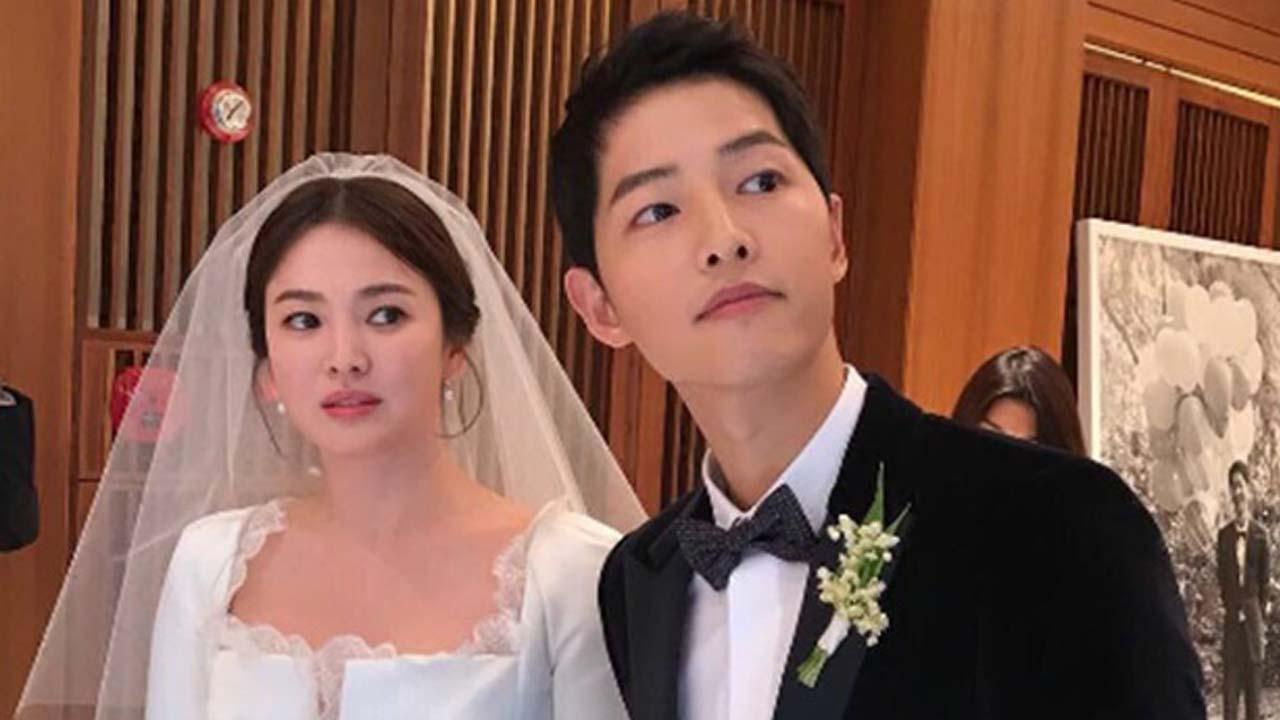 송중기, 송혜교 상대로 이혼조정절차 제기