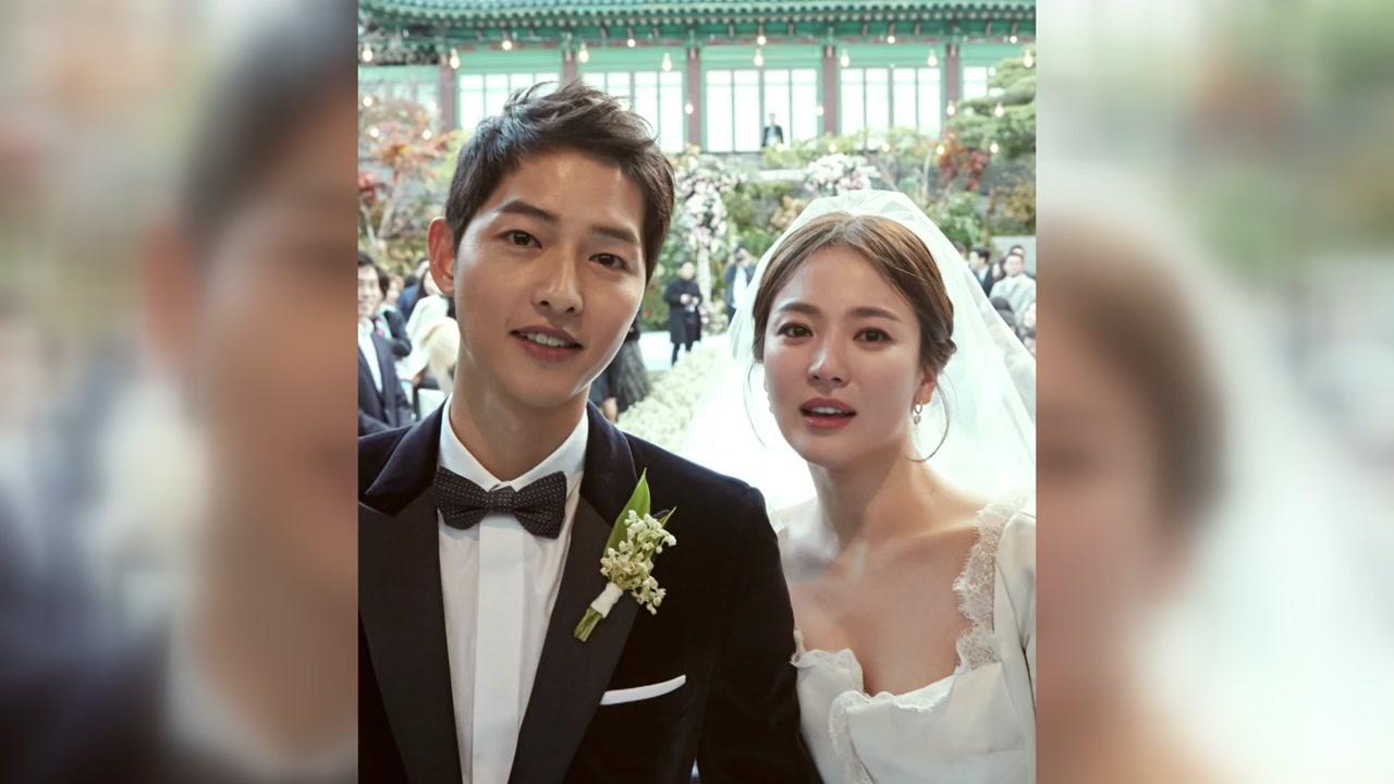 한 달 전까지만 해도...송중기·송혜교 이혼이 더 충격적인 이유