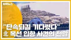 """[자막뉴스] """"단속되길 기다렸다"""" 북한 목선 입항 사건의 전말"""