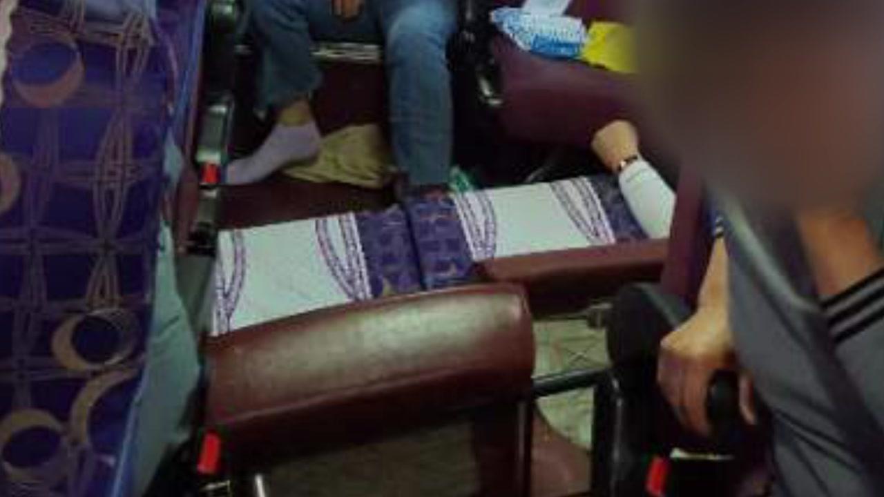 [단독] 몽골 관광 한국인 27명, 버스 사고로 부상
