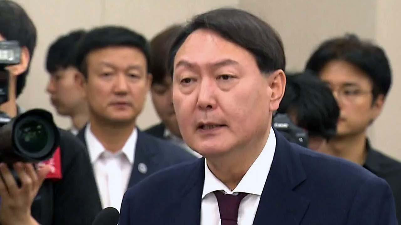 '윤석열 청문회' 달군 '윤우진 사건'...풀리지 않는 의혹