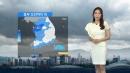 [날씨] 무더운 날씨 속 전국 곳곳에 비 소식