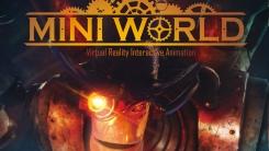 덱스터스튜디오, VR 콘텐츠 배급...1호는 '미니월드'