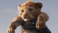 '라이온 킹', 경이로운 CG...원작 감동 이을까