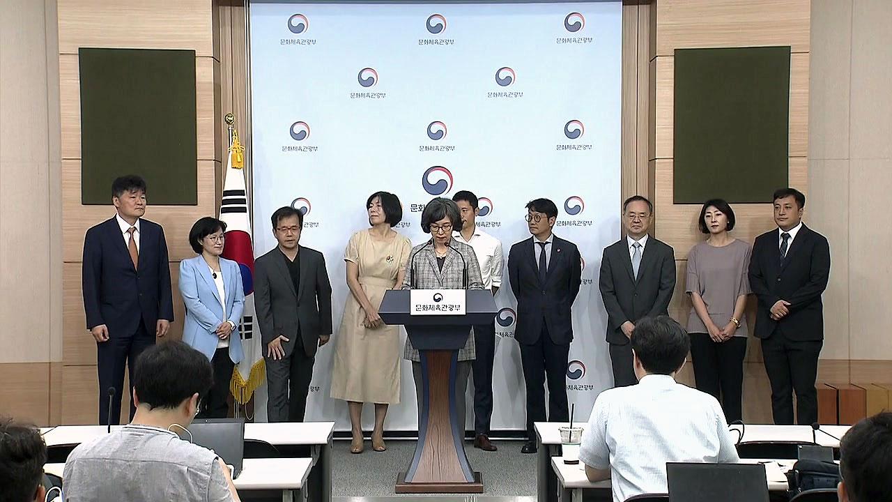 문체부 스포츠혁신위 법제화 통한 '클럽 활성화' 권고