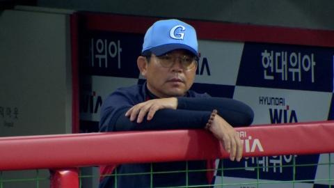 최하위 롯데, 양상문 감독·이윤원 단장 동반 사임