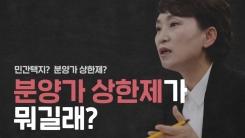[별책부록] '민간택지 분양가 상한제'를 하면? 집값이 내려가나요?