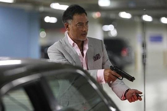 '도둑들' 홍콩 배우 임달화, 중국 행사장에서 괴한에 피습