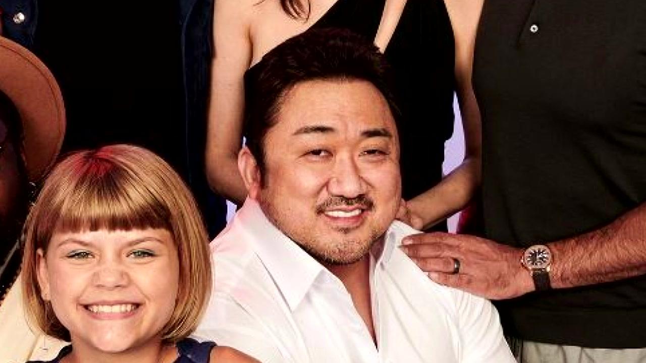 마동석, 마블 영화 '이터널스' 출연 확정