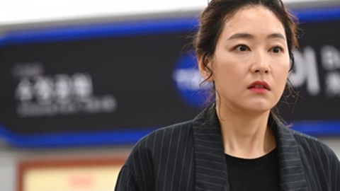 """'닥터탐정' 박진희 """"지하철 사고 장면, 촬영하며 많이 울었다"""""""
