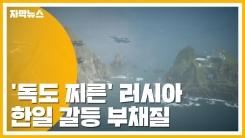 [자막뉴스] '독도 찌른' 러시아...한일 갈등 부채질