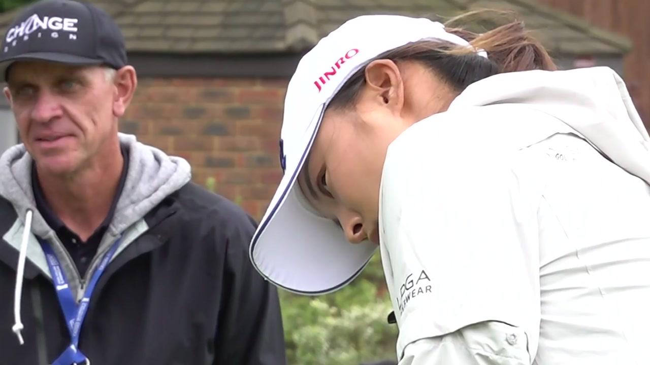 고진영, 브리티시 여자오픈서 한 시즌 메이저 3승 도전