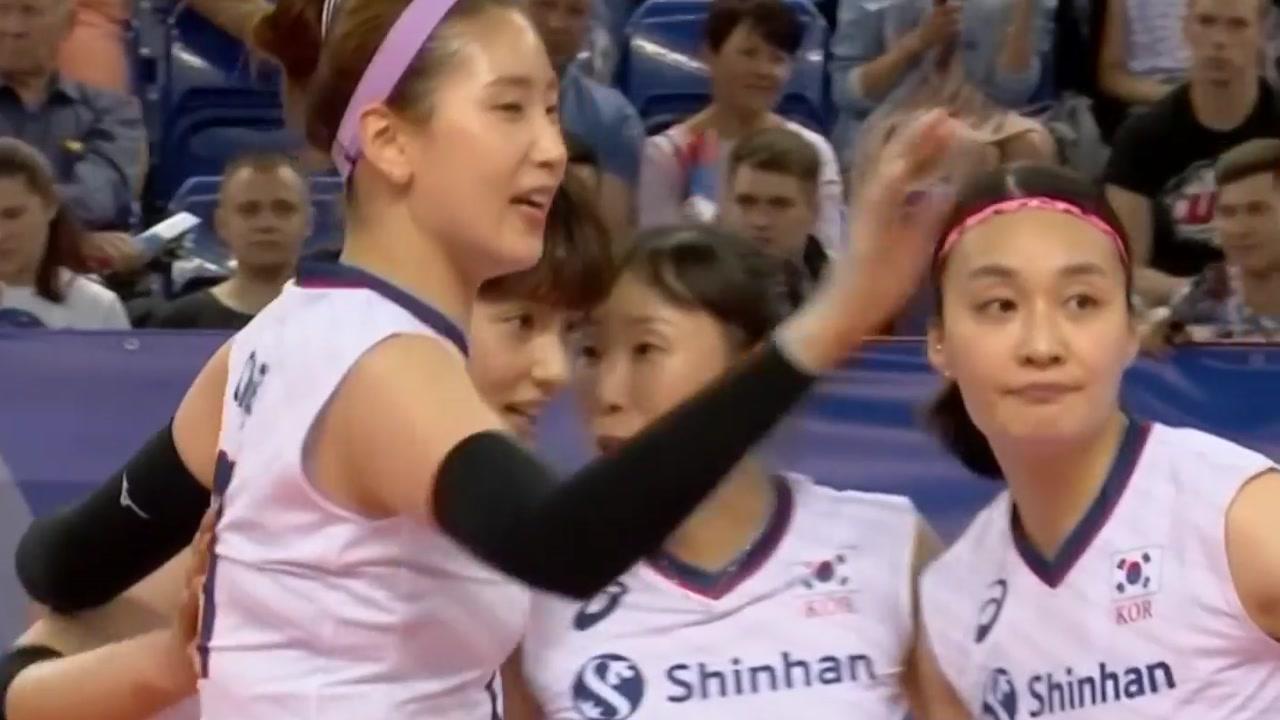 '나와라 러시아!' 여자배구, 올림픽 예선 2연승