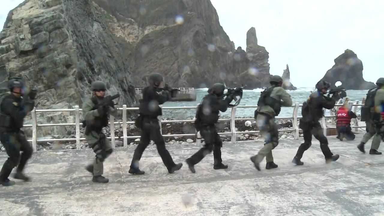 軍, 독도 방어 훈련 이달 중 실시 검토