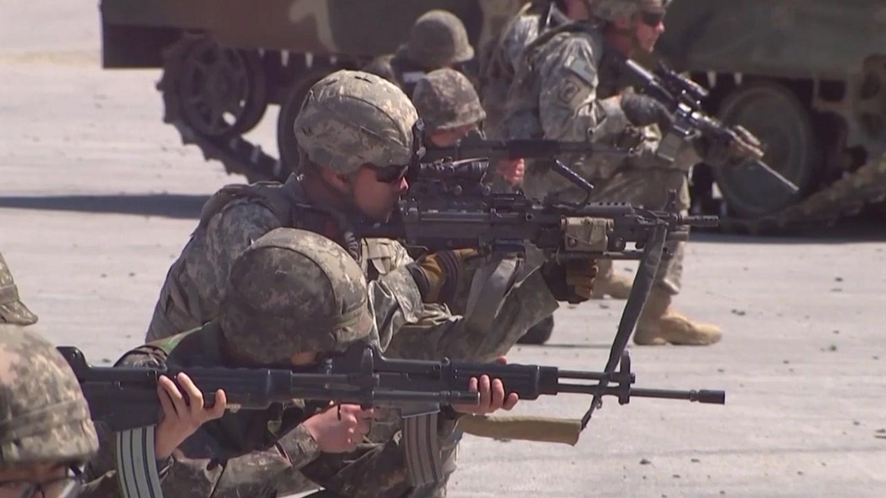 [취재N팩트] 한미 연합훈련 오늘부터 돌입...독도 방어훈련도 본격 재개