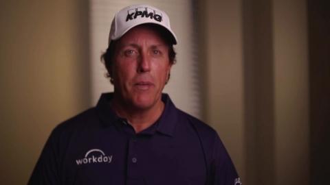 필 미컬슨, 10월 제주에서 열리는 PGA 투어 '더 CJ컵' 출전