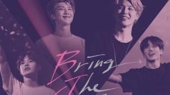 BTS 영화 '브링 더 소울', 박스오피스 강세...전세계 110개국 개봉