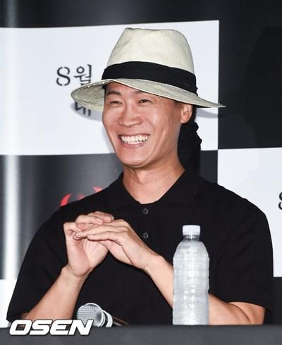 """'암전' 진선규 """"헤어스타일 가리려고 했는데, 웃겨져"""""""