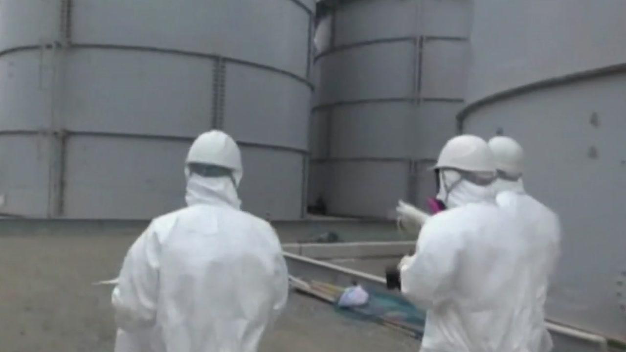 일본, 방사성 오염수 100만t 방류 계획?