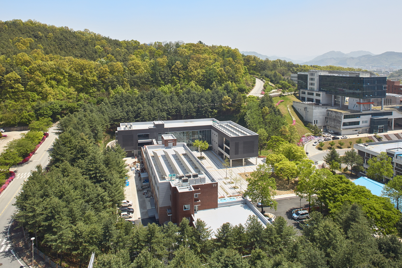 〔ANN의 건축뉴스〕 4가지 링크를 개념으로 긴밀한 연결고리를 맺은 한국교통대학교 건축관