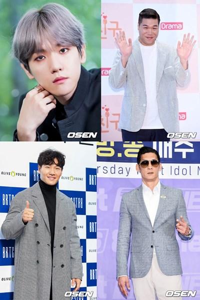 """JTBC 측 """"'괴팍한 5형제' 추석 파일럿...백현·서장훈 등 출연 조율"""""""