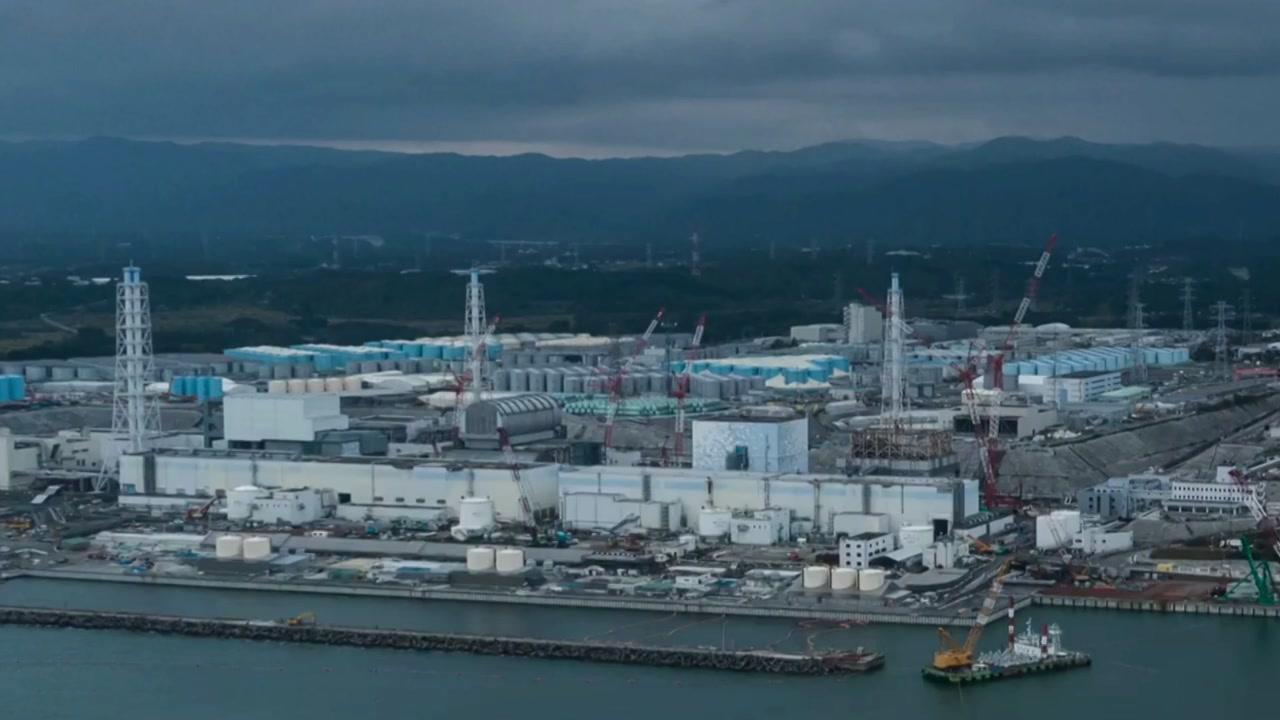 """정부 """"후쿠시마 오염수 적극 대응""""...日 압박"""