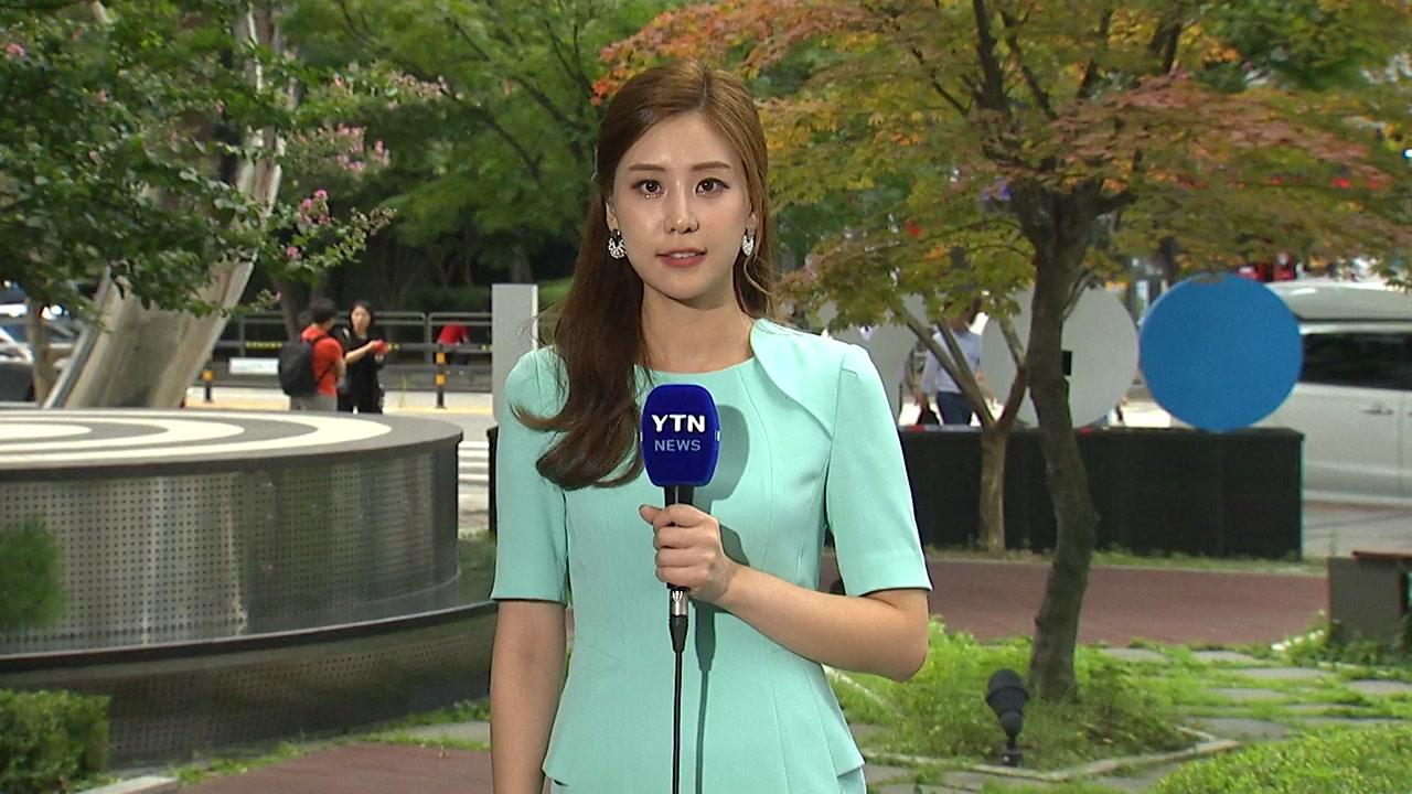 [날씨] 무더위 맹위, 서울 36℃...태풍, 광복절 日 강타