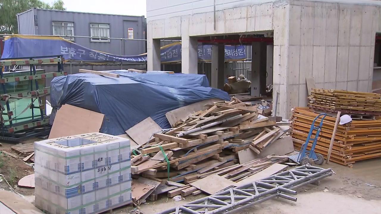 속초 공사장서 승강기 추락...3명 사망·3명 부상