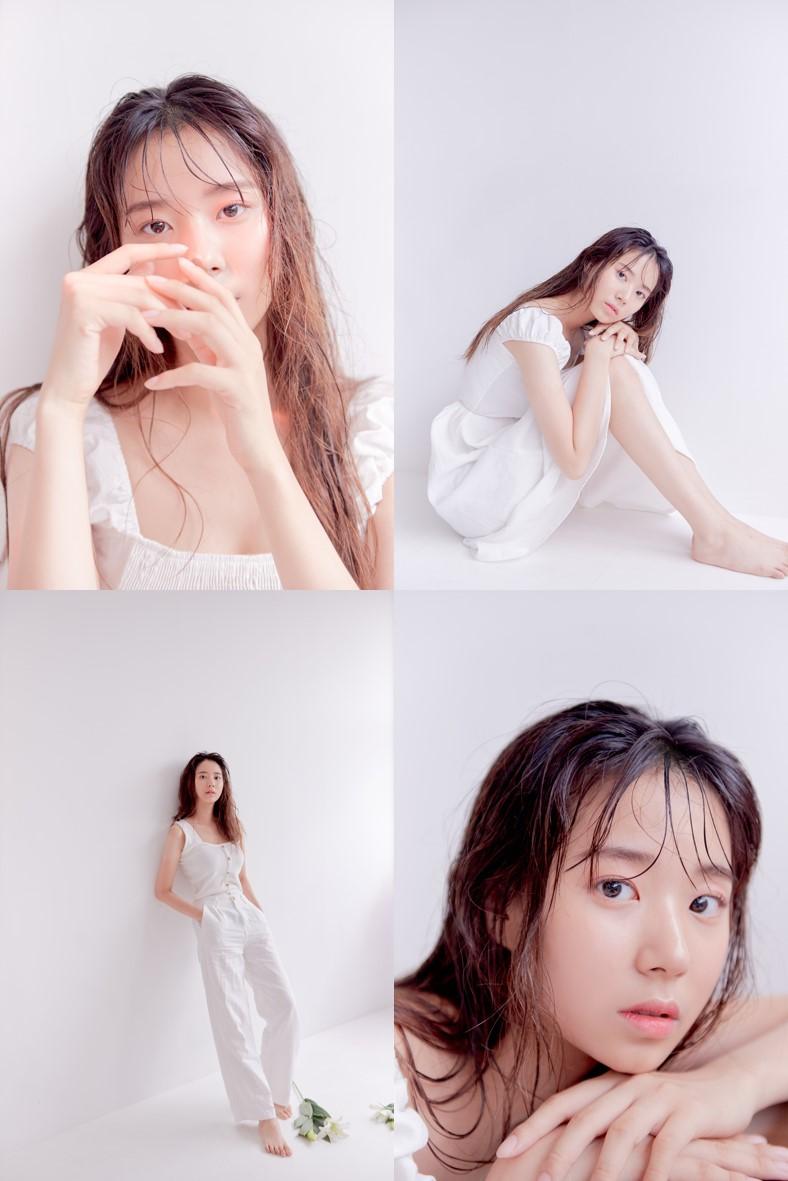 모델 최연수, 절정의 청초미로 시선 강탈