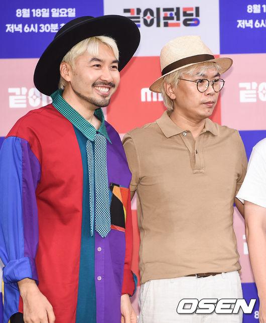 """'같이펀딩' 노홍철 """"김태호 PD와 재회, 감회 남다르지 않아"""""""