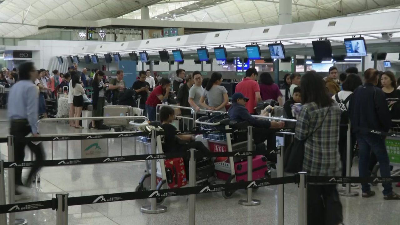 홍콩공항 정상 되찾아...18일 도심시위 예고