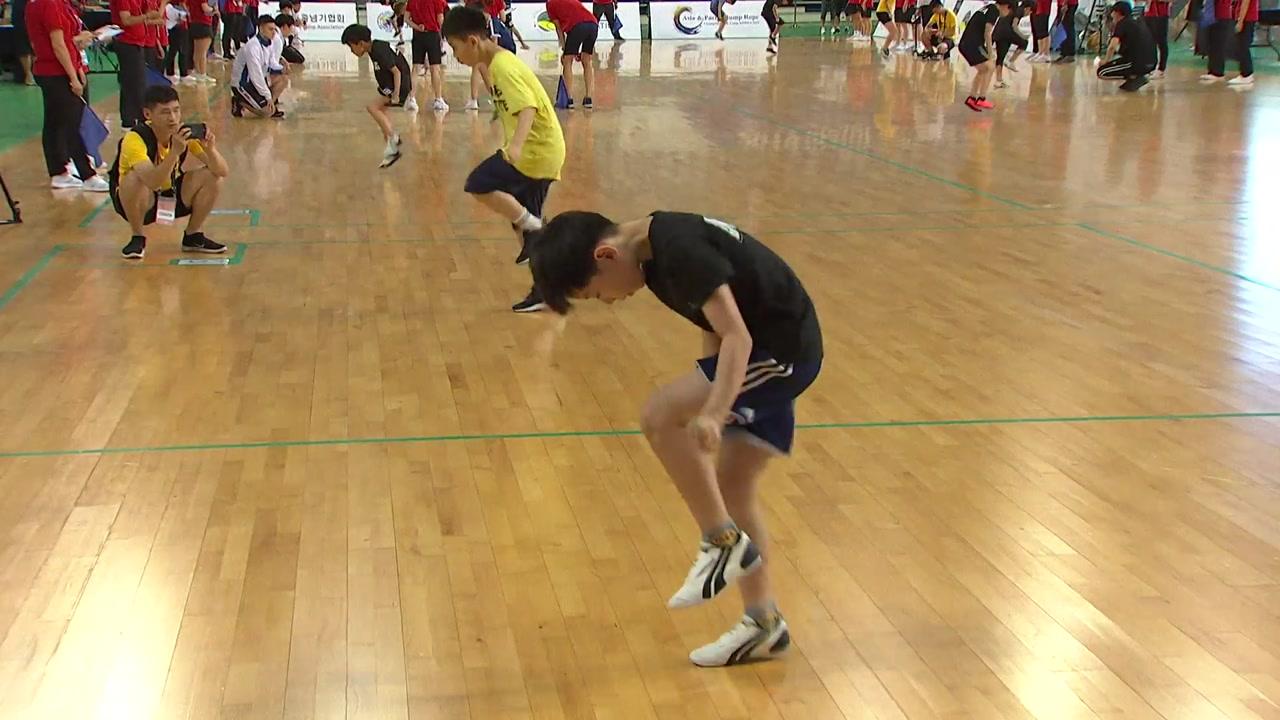 [인천] 2019 아·태 줄넘기 챔피언십 대회 개막
