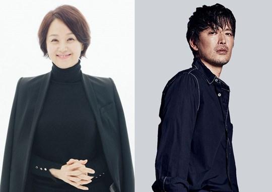 배종옥X정재영, 제24회 부국제 '올해의 배우상' 심사위원 위촉