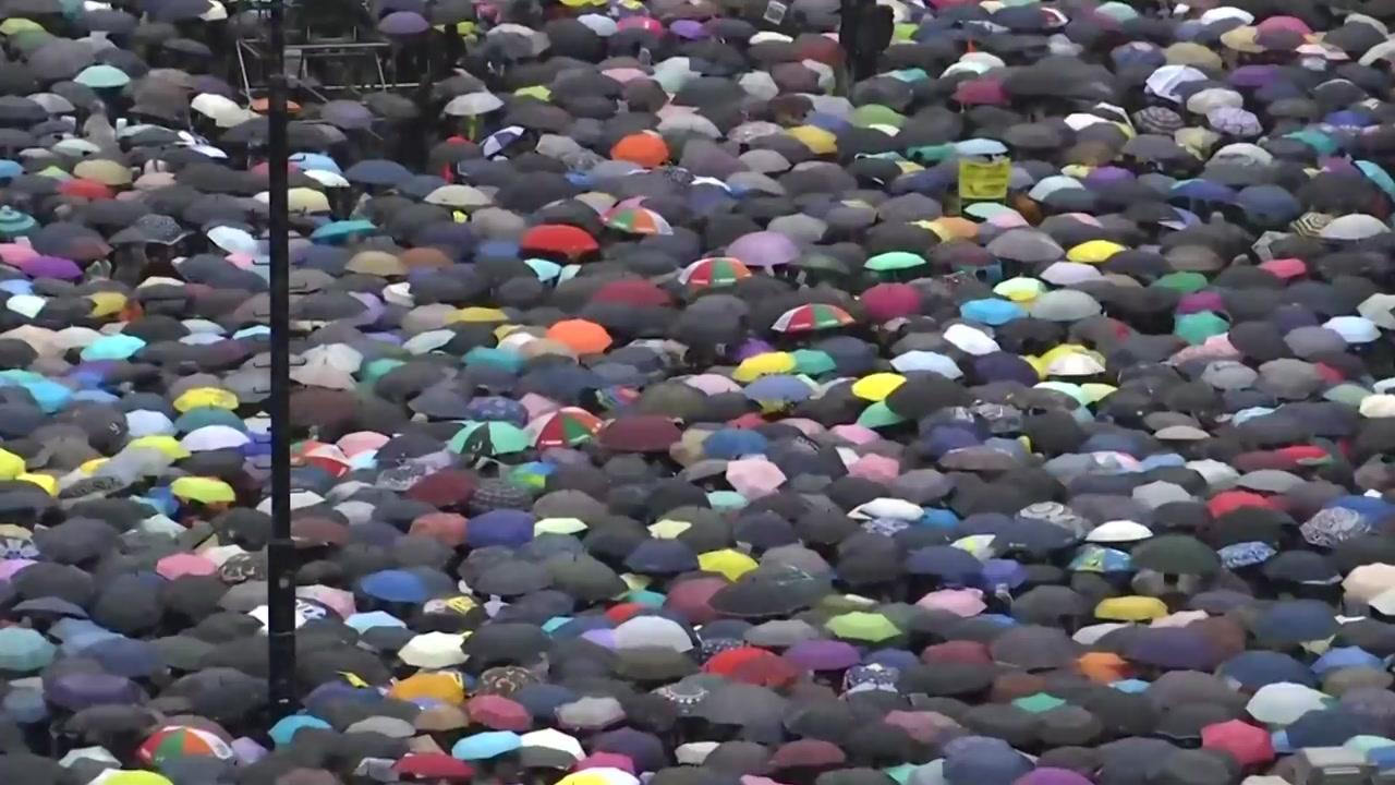 [더뉴스] 더인터뷰 - 홍콩 시위, 평화적 마무리...현지 상황은?