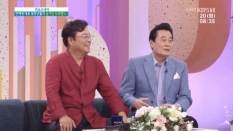 """남진 """"김성환과 40년 우정...같이 나이먹는 처지, 친구로 지내"""""""