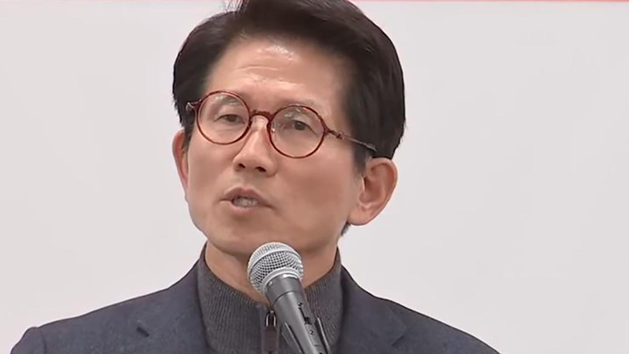 """김문수 """"김무성, 박근혜 저주받을 것...문재인 총살감"""" 막말"""