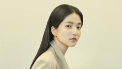 김태리X프론트로우, 가을 광고 비주얼 공개…성숙+우아
